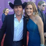 Clay Walker ACMs Las Vegas Danielle Smith